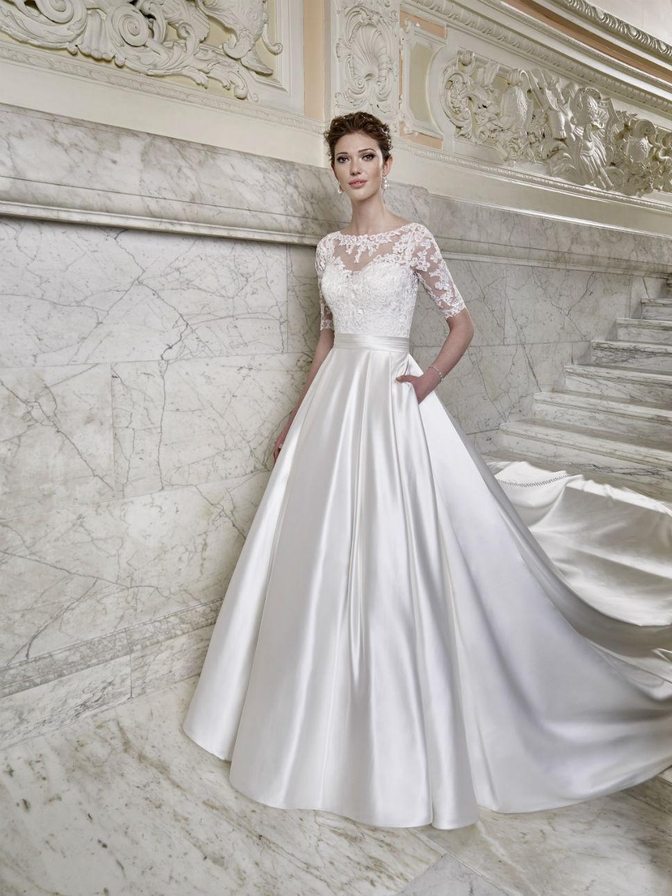 Royal Wedding Ellis Bridals Predict Princess Eugenie S Wedding Dress Bridal Editor