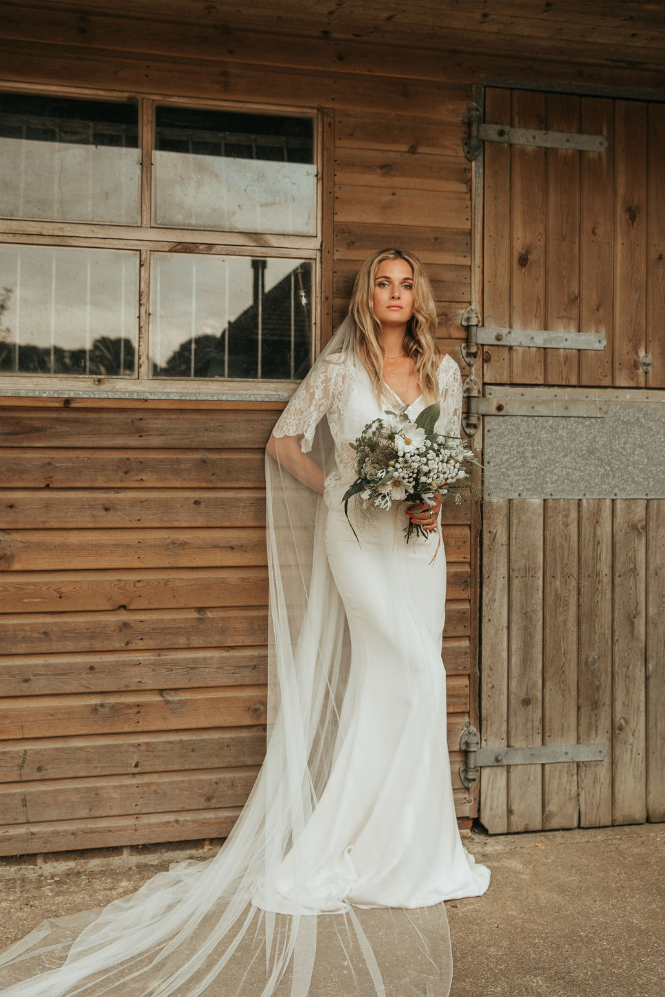 Belle & Bunty London | \'Islands in the Stream\' - Bridal Editor