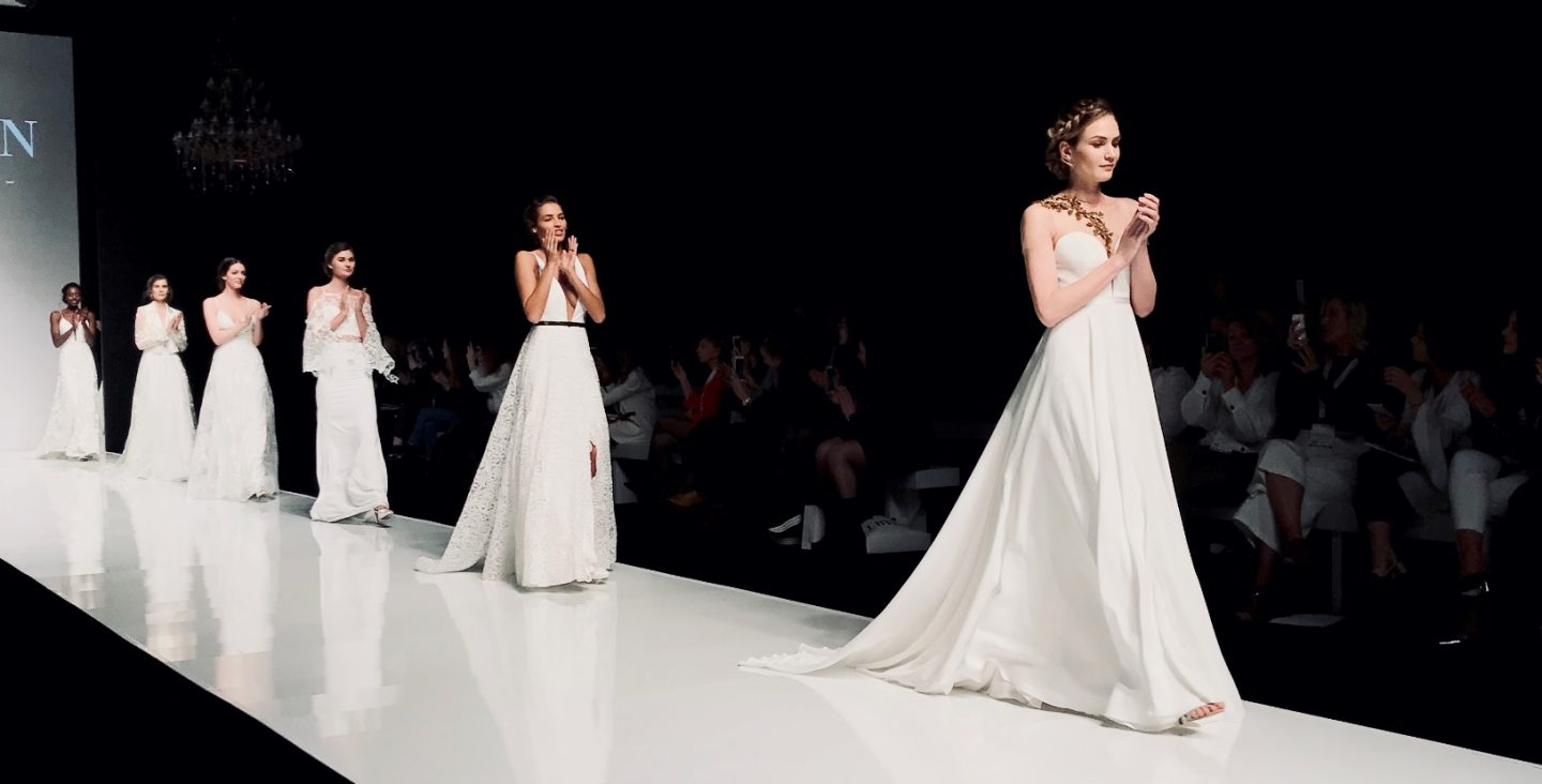 Ad London Bridal Week Rebrands To London Bridal Fashion Week For 2019 Bridal Editor