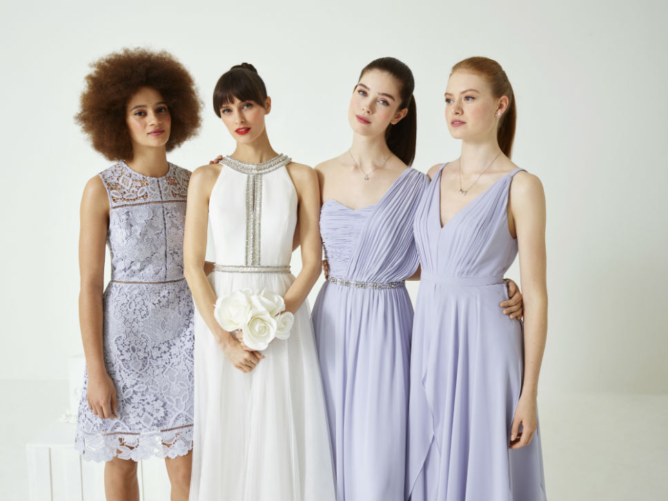 490c317bb5 With four exclusive bridal styles on the table – available only at Ted  Baker – their new bridal line brings everything from ethereal embroidery