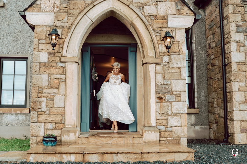 Hayley Paige real bride, Gemma G Photography