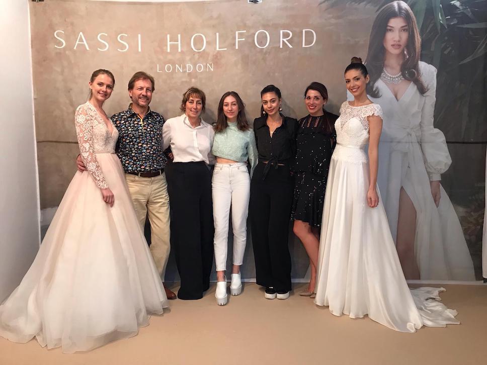 Sassi Holford team