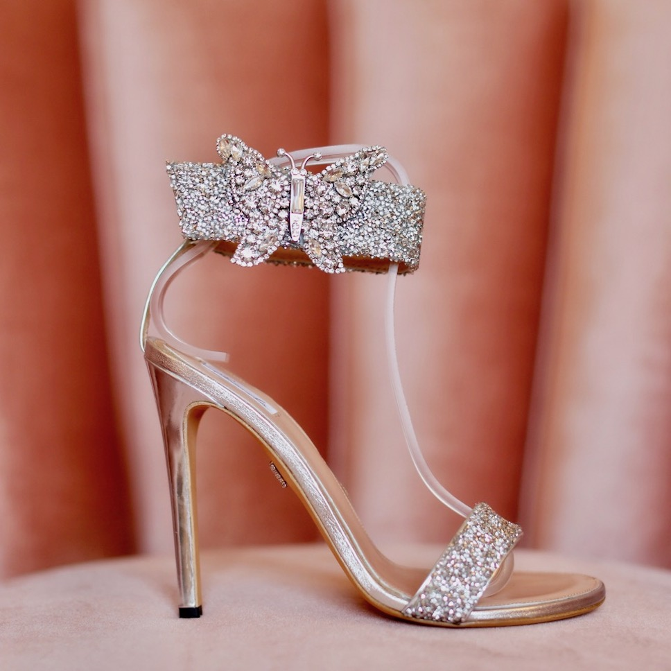 Aruna Seth Portofino Farfalla shoe